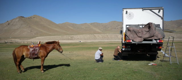 Expedice Mongolsko – Statistika