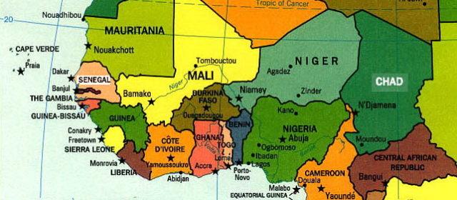 West Afrika 2018